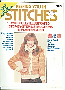 Keeping you in stitches magazine-  1982 (Image1)