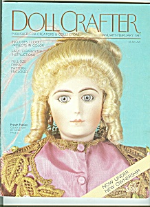 Doll Crafter  - January, February 1987 (Image1)