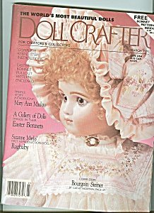 Doll Crafter Magazine - March 1991 (Image1)