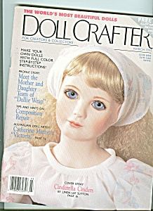 Doll crafter magazien -  March 1992 (Image1)