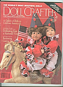 Doll Crafter - July 1991 (Image1)