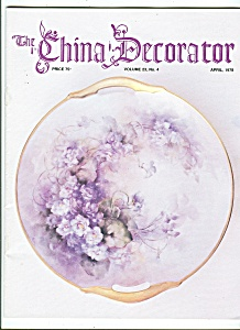 The China Decorator - April 1978