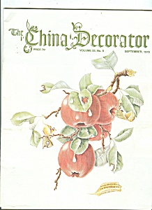 The China Decorator - September 1978