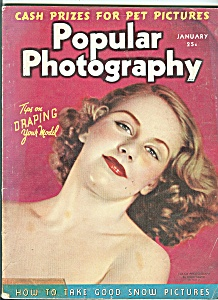 Popular Photography - January -1939 (Image1)