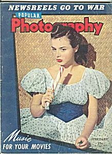 Popular Photography - February 1942 (Image1)
