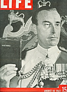 Life Magazine - August 18, 1947 (Image1)