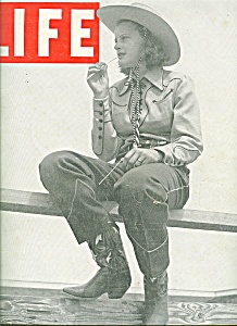 Life Magazine -  April 22, 1940 (Image1)