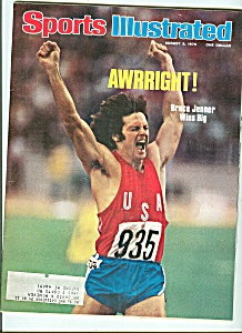 Sports Illustrated - August 9, 1976