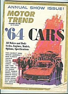 Motor Trend -November 1963 (Image1)