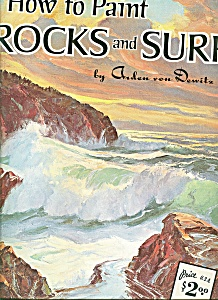 How to paint Rocks and surf - # 150 (Image1)