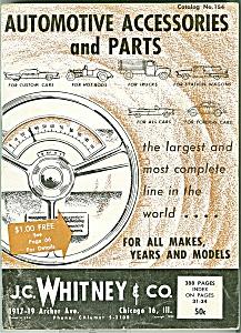 J. . Whitrney & Co. catalog  - # 154 (Image1)
