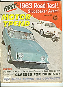 Motor Trend -  July 1962 (Image1)