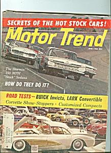 Motor Trend - June 1960 (Image1)
