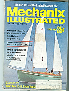 Mechanix Illustrated -  March 1972 (Image1)