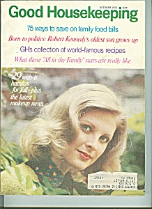 Good Housekeeping -  October 1972 (Image1)