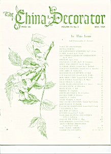 The China Decorator - May 1969 (Image1)