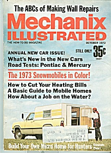 Mechanix Illustrated -  October 1972 (Image1)