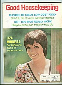 Good Housekeeping - January 1973 (Image1)