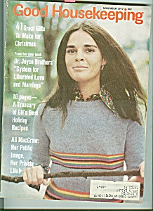 Good Housekeeping - November 1972 (Image1)