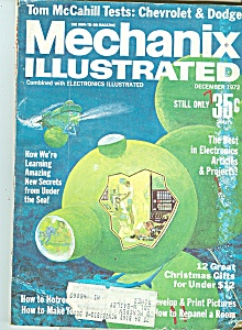 Mechanix  Illustrated -  December 1972 (Image1)