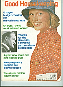 Good Housekeeping -  January 1974 (Image1)