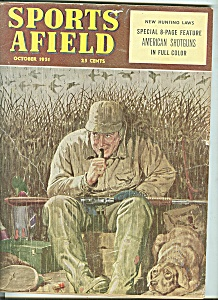 Sports Afield - October 1951