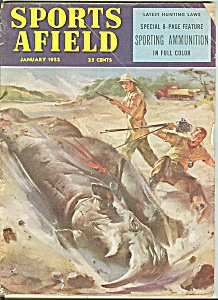Sports Afield -  January 1952 (Image1)
