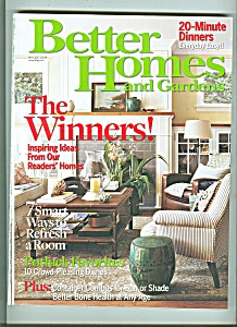 Better Homes And Gardens - May 2007