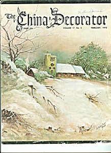 The China Decorator - February 1972