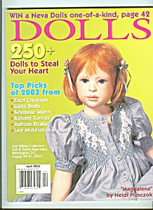 Dolls magazine -  April 2003 (Image1)
