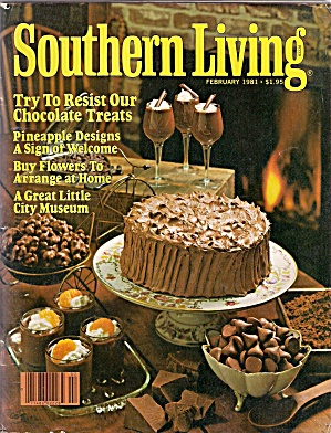 Southern Living - February 1981 (Image1)