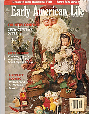 Early American Life - December 1990 (Image1)