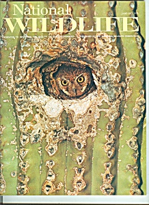 National Wildlife - June-july 1973
