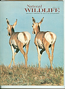 National wildlife -  June - July 1978 (Image1)
