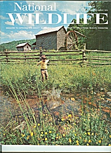 National wildlife -  February- March 1974 (Image1)
