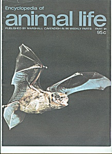 Encyclopedia Of Animal Life - Part 91 - 1974