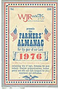 Farmers Almanac of 1976 (Image1)
