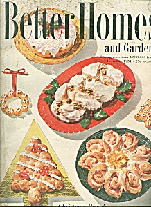 Better Homes and Gardens -  December 1951 (Image1)