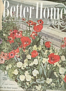 Better Homes and Gardens -  March 1951 (Image1)