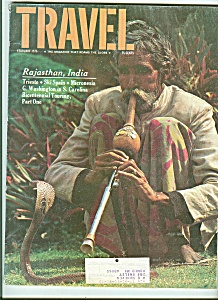 Travel Magazine - February 1976
