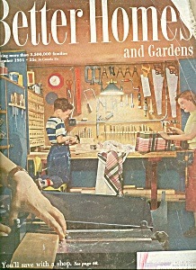 Better Homes and Gardens -  November 1951 (Image1)