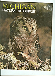 Michigan Natural Resource   March-April 1975 (Image1)