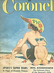 Coronet magazine - August 1951 (Image1)