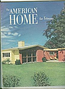American Home - February 1951 (Image1)