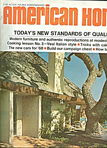 American Home - October 1967 (Image1)