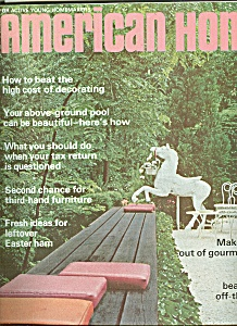 American Home - April 1968 (Image1)