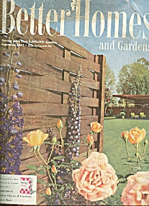 Better Homes and Gardens -  September 1951 (Image1)