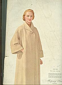 Montgomery Ward Fall and Winter 1952-1953 catalog (Image1)
