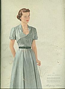 Mongtgomery Ward Spring-Summer 1952 catalog (Image1)