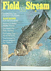 Field & Stream magazine - July 1974 (Image1)